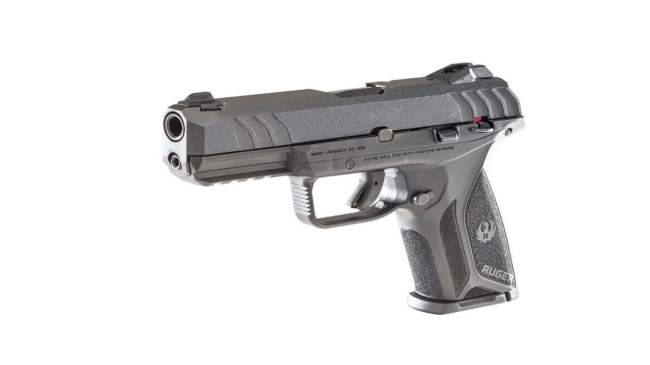 Ruger Security 9, How Accurate is it?