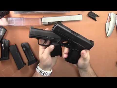 Glock 43X vs Sig Sauer P365-Why I changed my EDC Gun