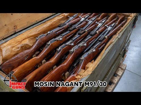Russian Mosin Nagant M91/30 7.62x54R