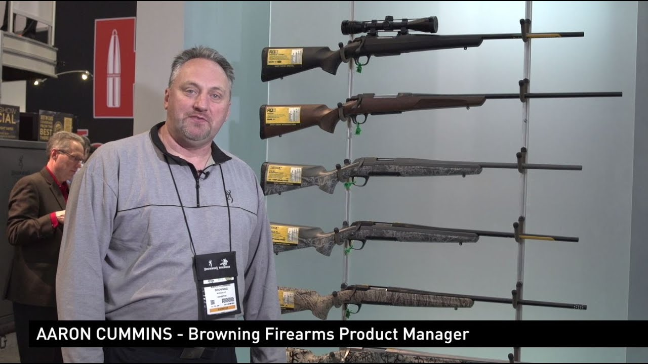 X-Bolt - SHOT Show Special Overview by Aaron Cummins
