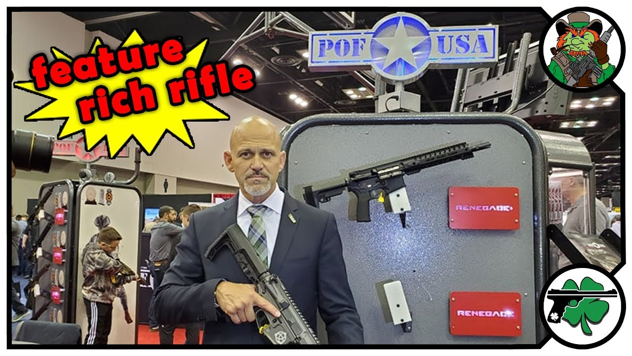 POF-USA Renegade RIfle - ICE Training Edition With Rob Pincus (Previously Live On Instagram)