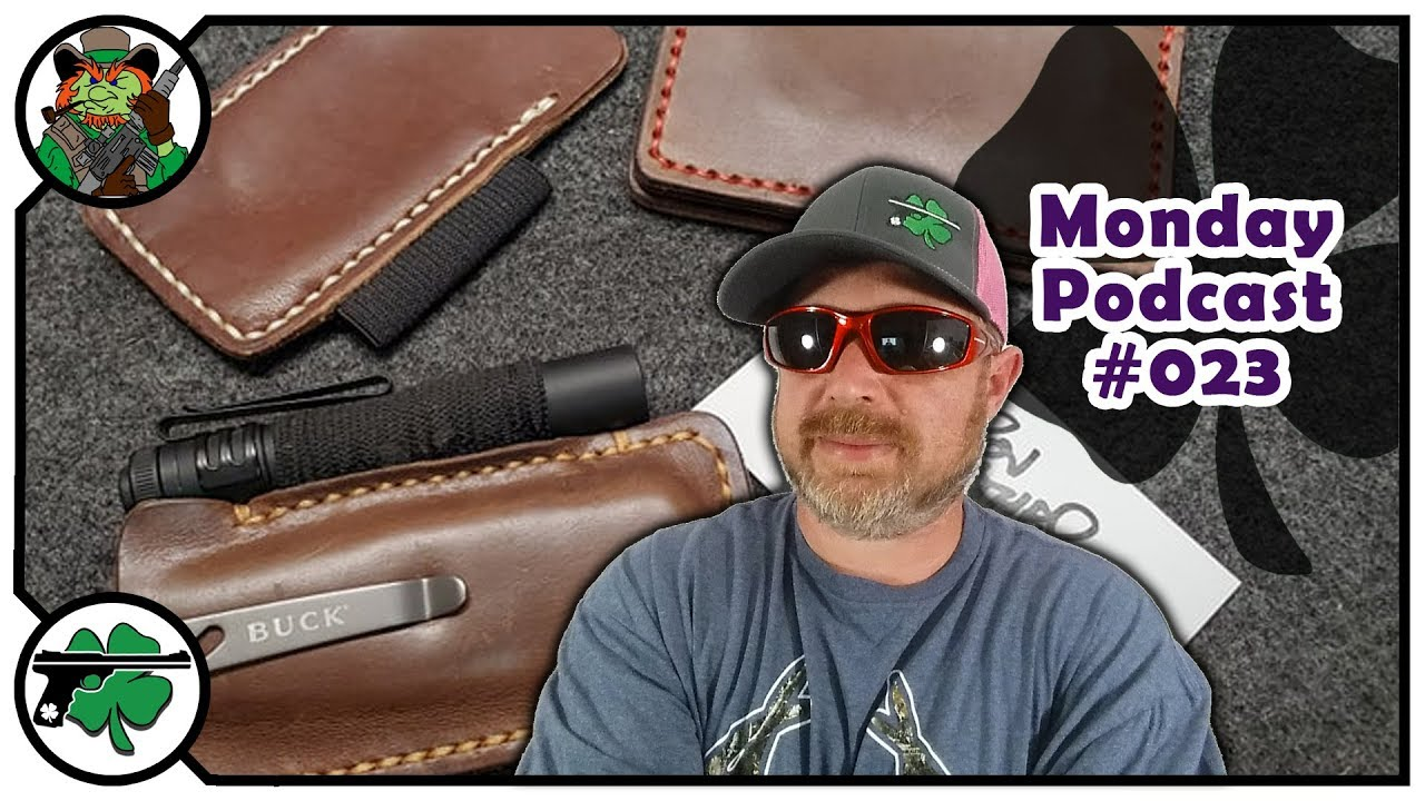 1911 Obsession, Turkish Firearms, New Projects & More - The Monday Podcast #023