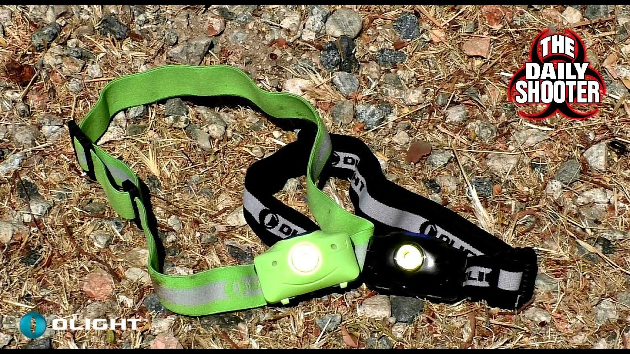 Olight H05 & H05S ACTIVE Headlamp Review