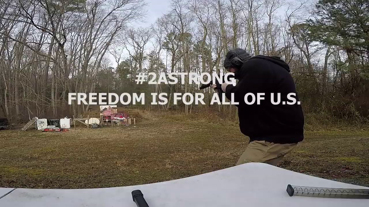#2Astrong, Freedom is for all of U.S