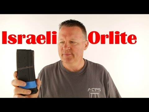Man vs Mag Israeli Orlite