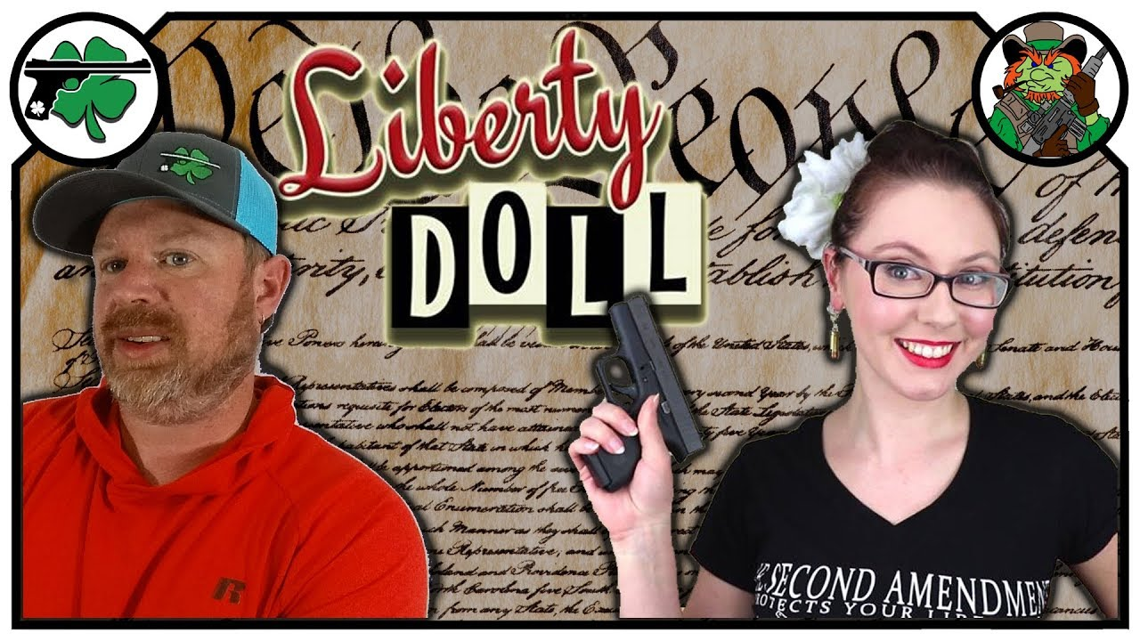 Liberty Doll Talks About Her Channel, The Second Amendment & More