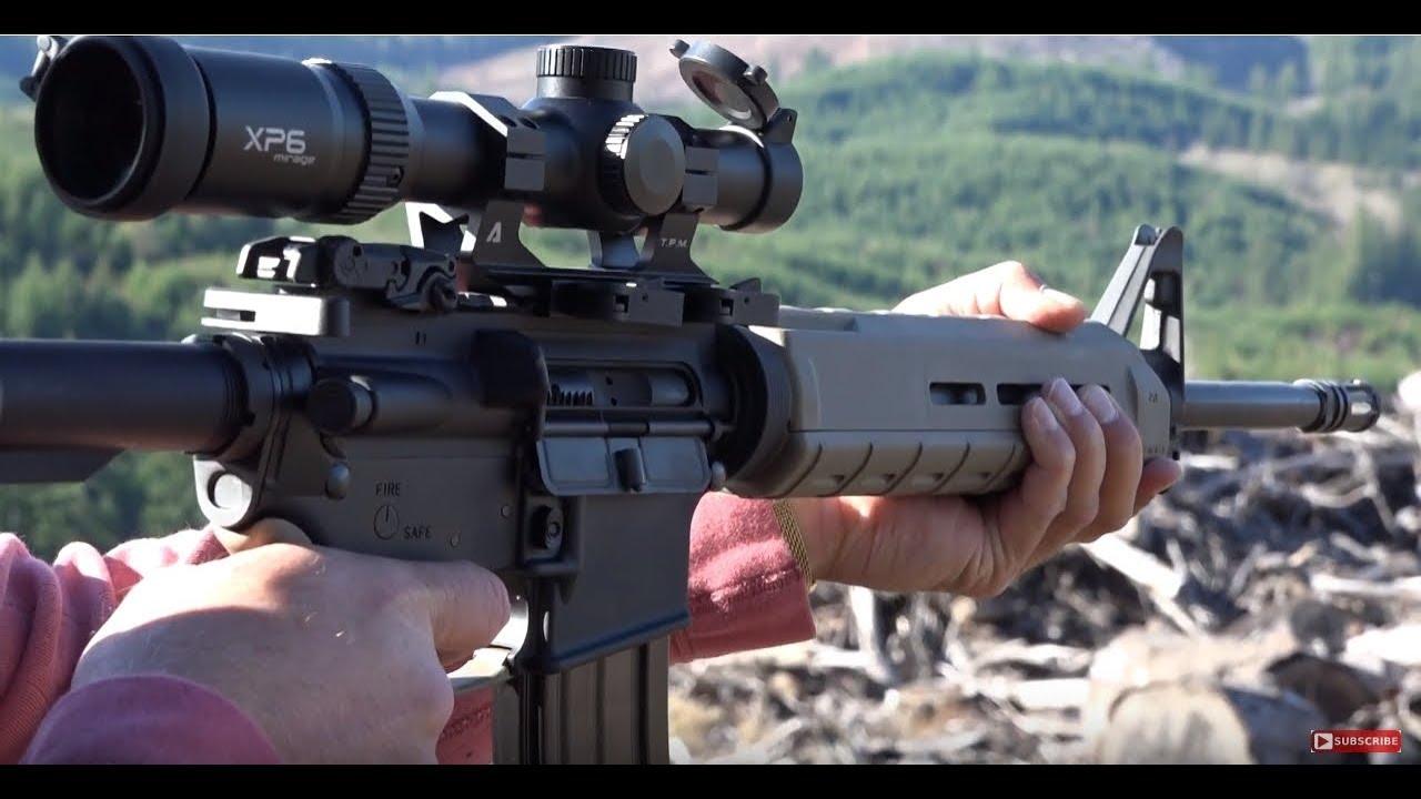 PSA 16 inch Mid-Length | $500 Dollar AR-15!