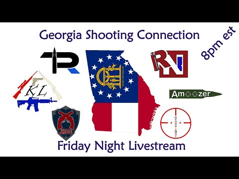 Georgia Shooters Connection Live Stream