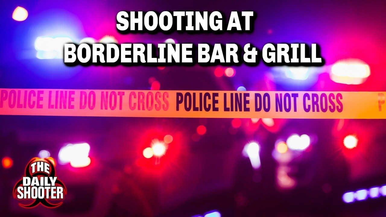 Mass Shooting at Borderline Bar & Grill California