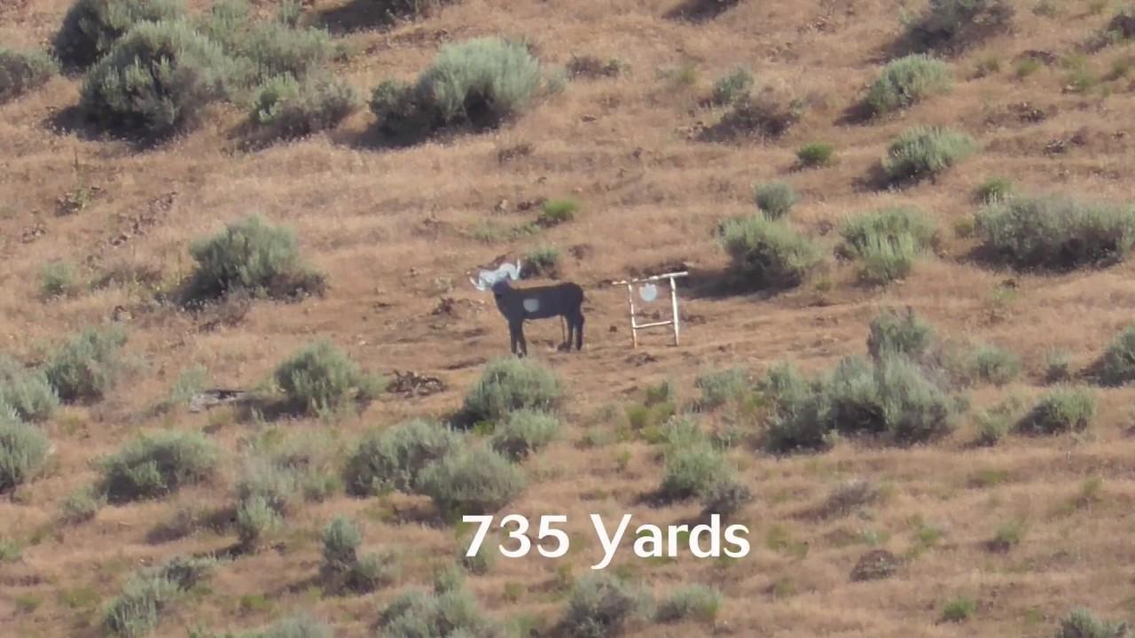 735 Yard Ram - 28 Nosler
