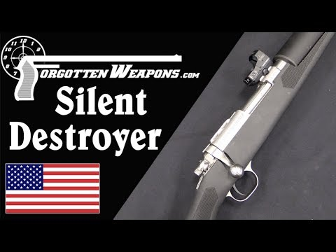 Silent Destroyer: Reimagining the DeLisle Commando Carbine