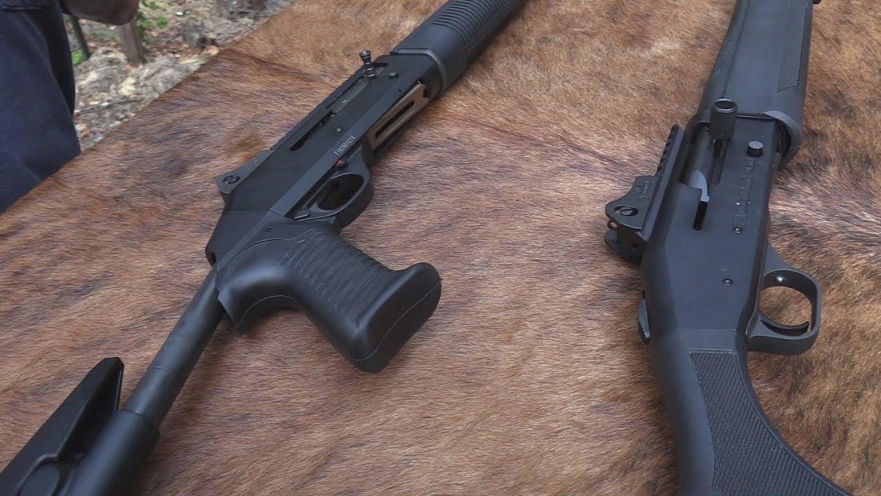 Benelli M4 vs Mossberg 930