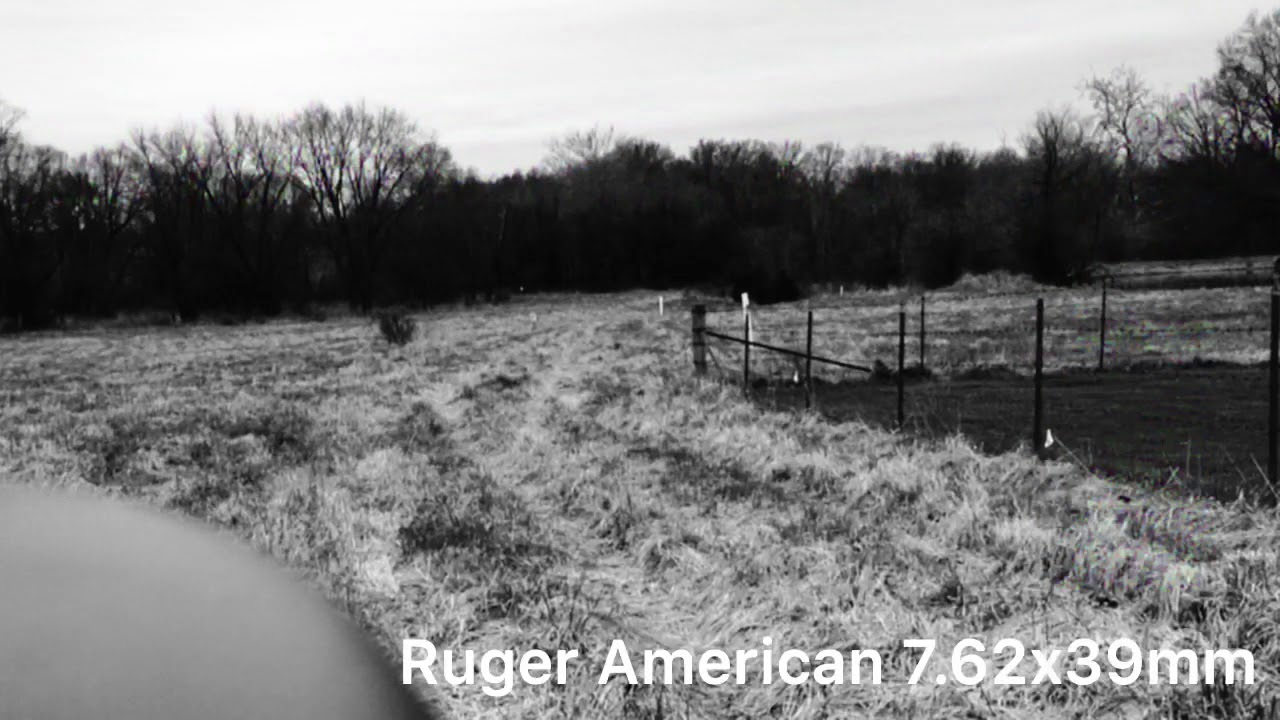 Trolling for views with muh Ruger