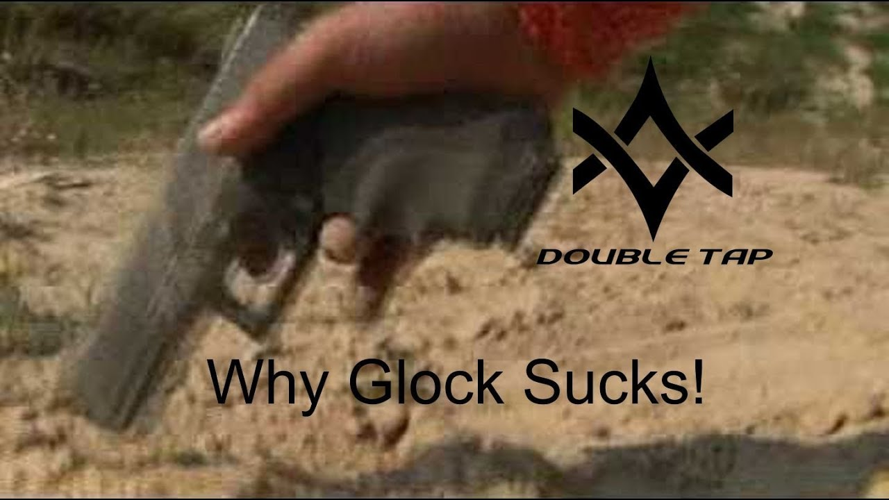 Why Glock Pistols Suck!