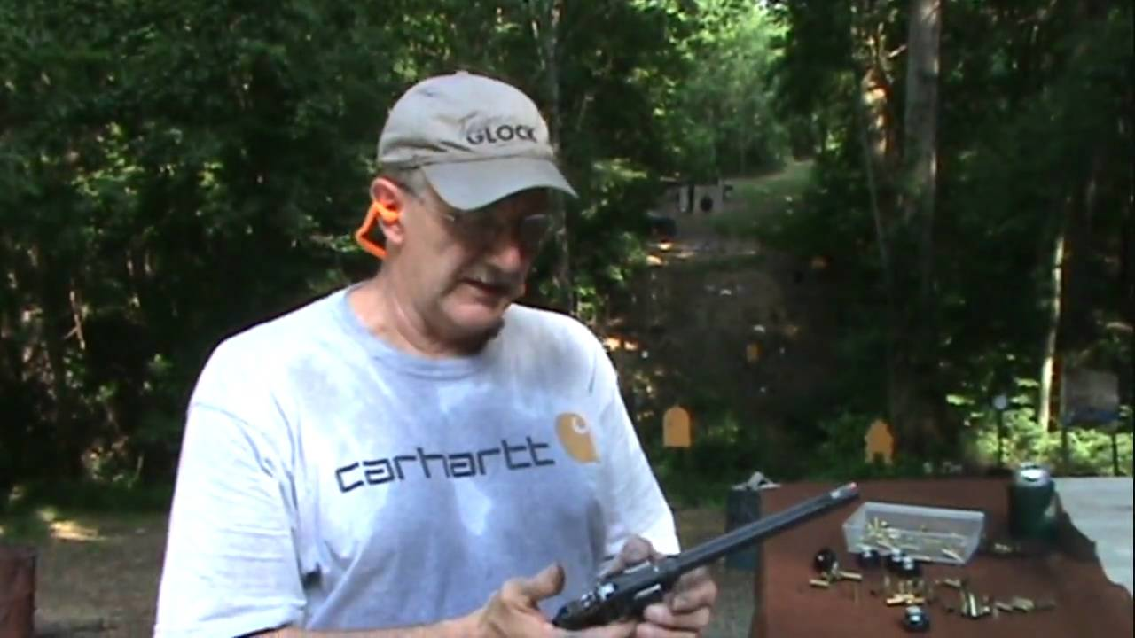 44 Magnum  8 3/8