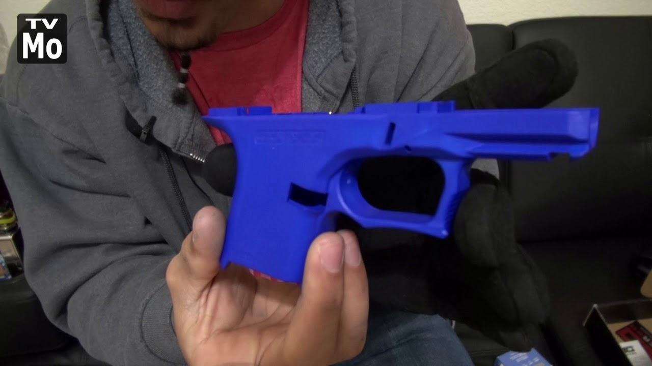 Rit Dye Polymer80 Frame