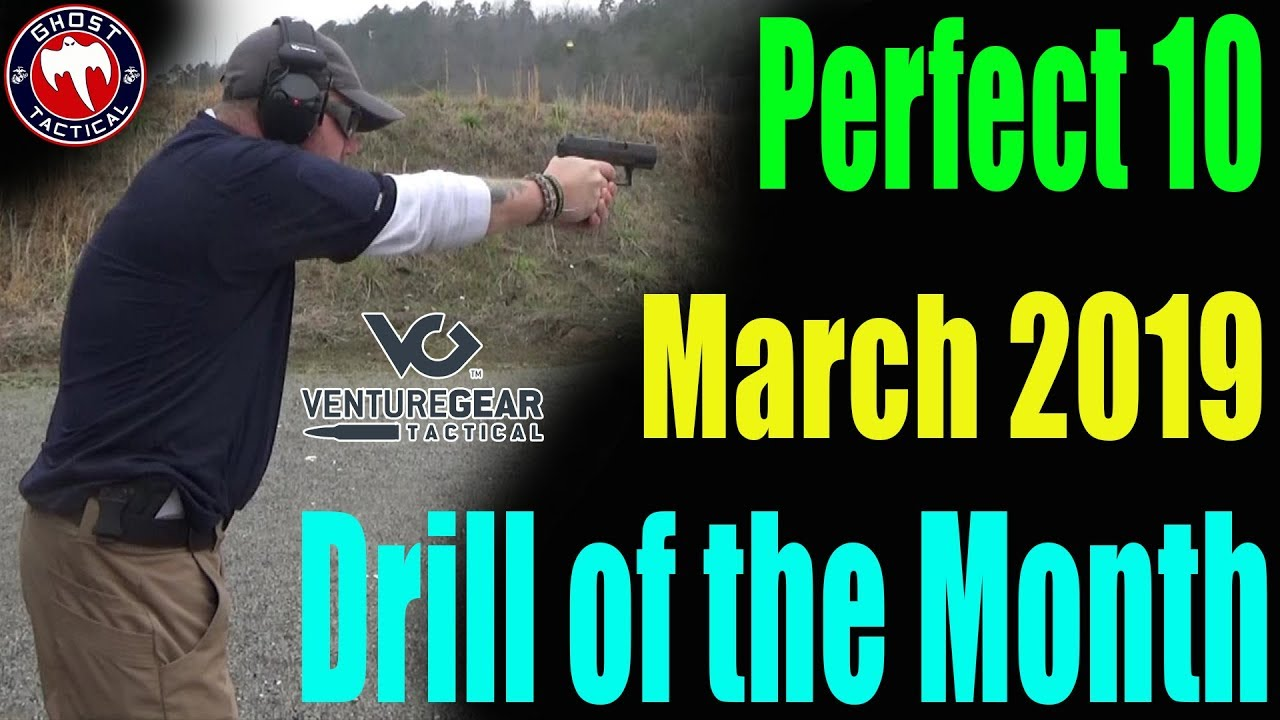 Ghost Tactical Drill of the Month:  March 2019: