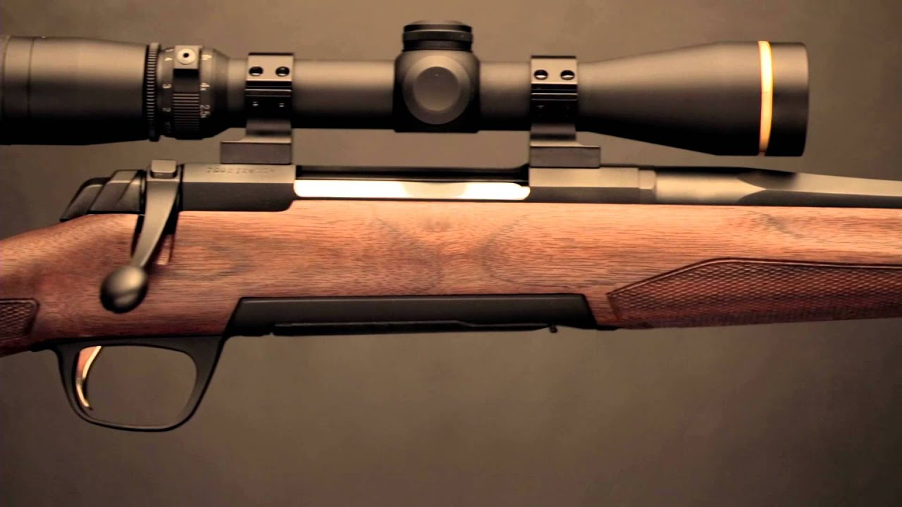 Browning X-Bolt High Grade Hunter Full Line Dealer Rifle