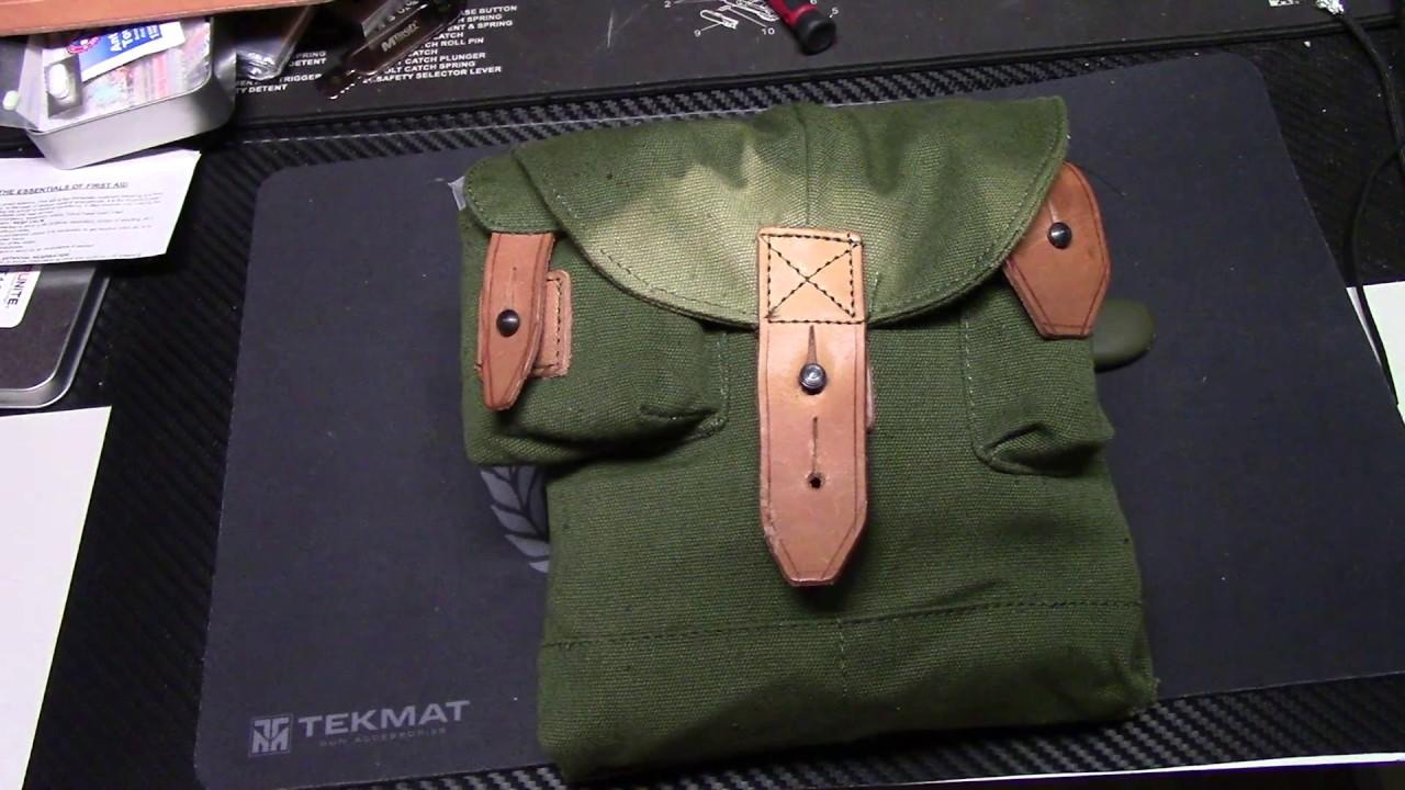 Military Surplus Pouch Survival Kit