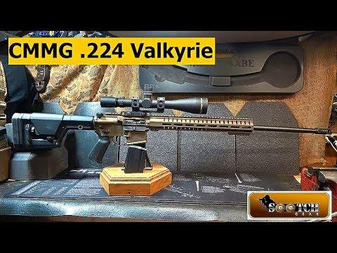 CMMG Mk4  224 Valkyrie AR Rifle Review