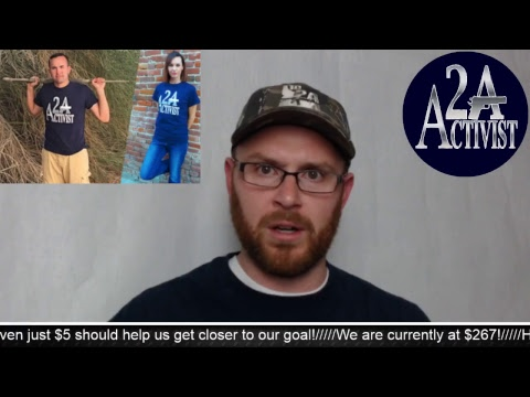 Universal Gun Registration Hearing! Establishment Attacks! 2AA Show Episode 50!