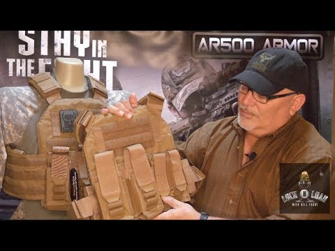 AR500 Armor New and Improved Plate Carriers