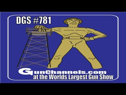 GunChannels.com at the Worlds Largest Gun Show - Daily Gun Show #781