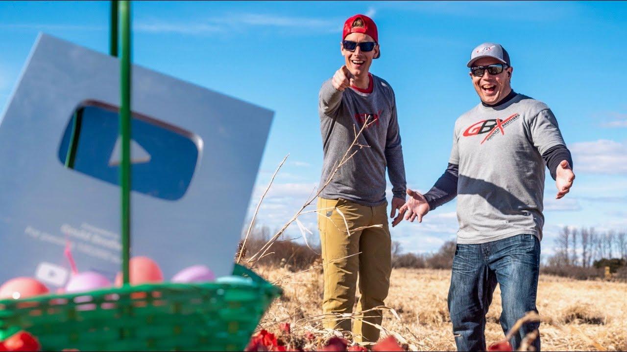 100K Easter Egg Hunt | Gould Brothers