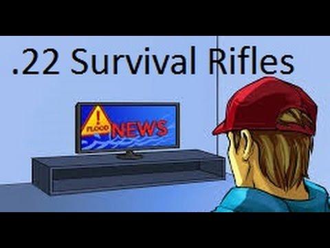 .22 Cal survival rifle suck?