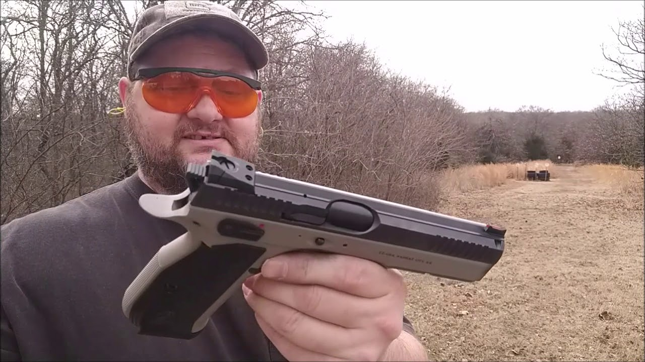 CZ 75 Shadow 2 First Shots and Impressions