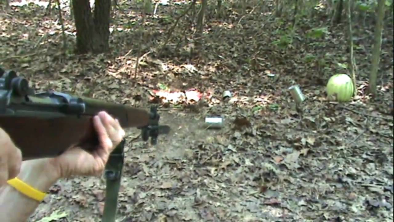 M1 Garand ( Close Up )