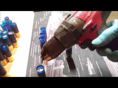 Gun How To's: Reloading 12 ga Slug and Roll Crimping