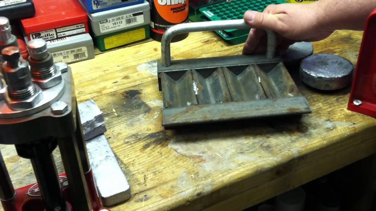 Lead Casting Ingot Mold