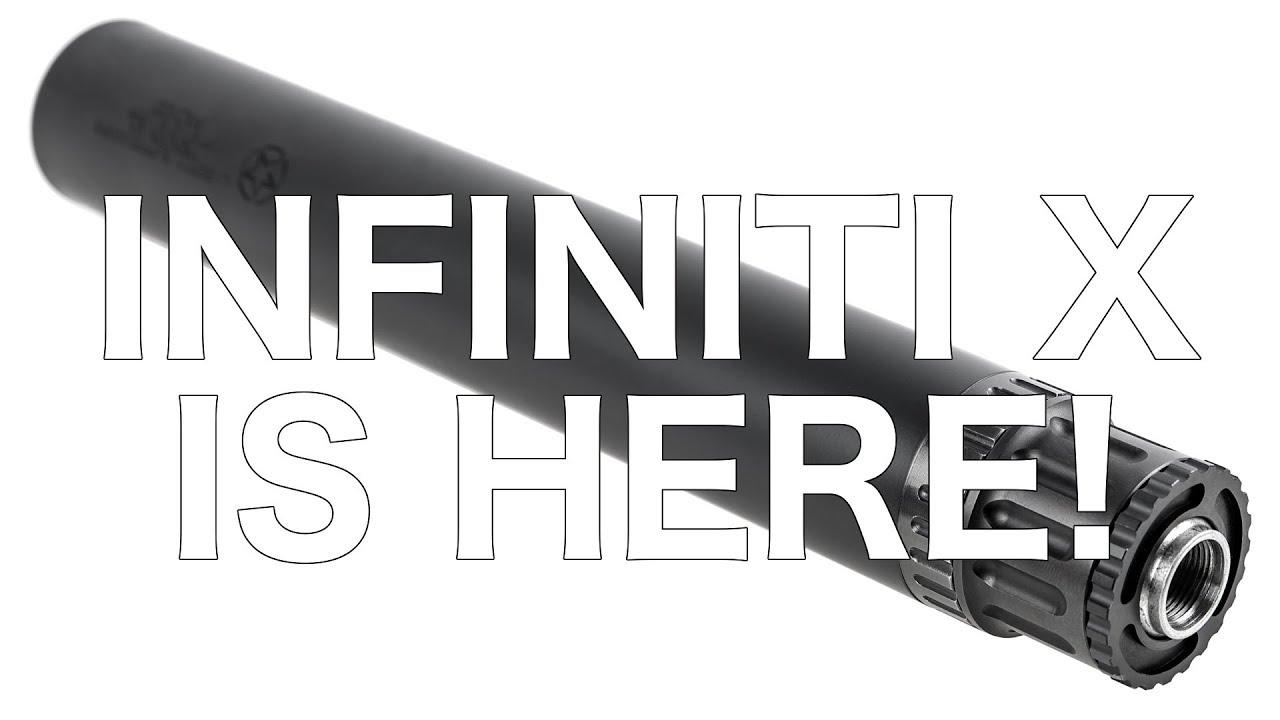 Infiniti X is here!