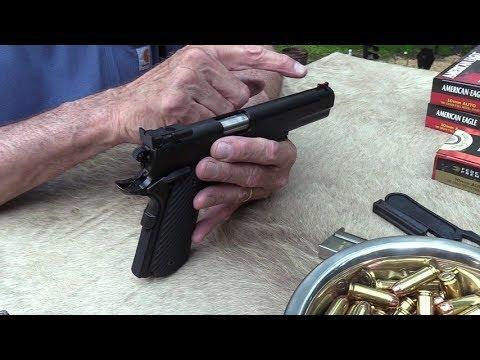 Remington 1911 R1 10mm Hunter