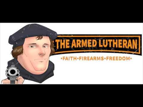 Yehuda Remer on Armed Lutheran Radio