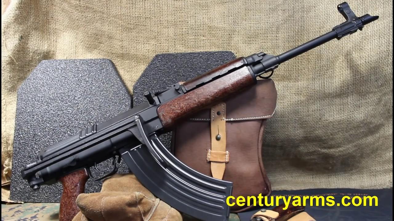 Vz2008 Rifle Review  Czech Vz 58