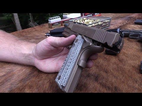 Colt M45A1 Marine Pistol