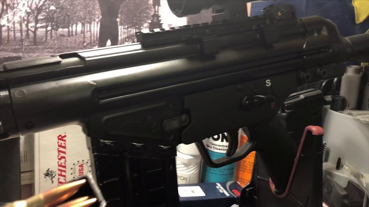 PTR91 PDW w/SBA3 Brace: Repurposing The Truck Gun