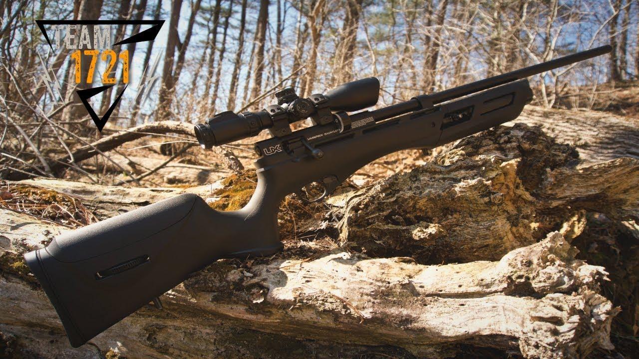 Fun With The Benjamin Katana PCP Air Rifle