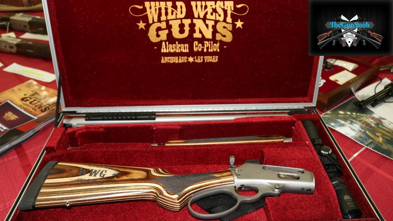 Wild West Guns Co-Pilot Rifle