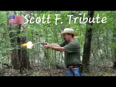 Tribute to Scott F. Good Stuff ! 🇺🇸