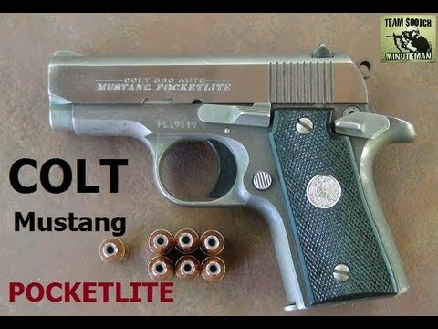 Colt Mustang Pocketlite 380 ACP