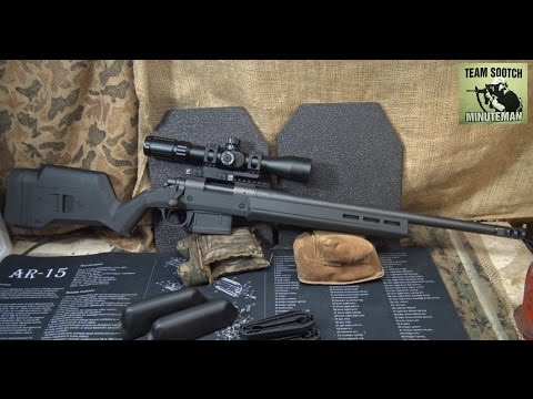Magpul Hunter 700 Stock Review & Mag Well