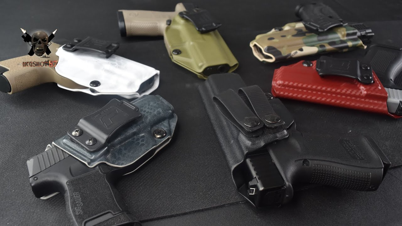 What Makes These Holsters So Awesome For EDC? I'll Tell You Here
