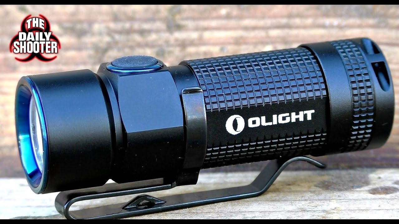 Olight S1R Baton Review and Testing An Amazing EDC Flashlight