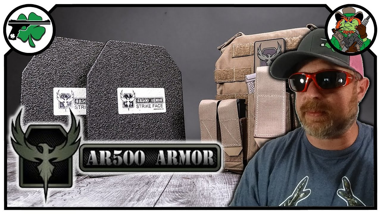 What Is Body Armor? AR500 Armor - Steel Plates, Plate Carriers & MORE!