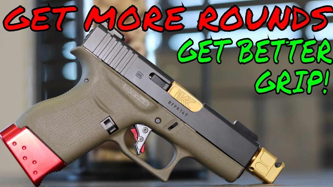 Barracuda Glock 43 Mag Extension Coupon Code!