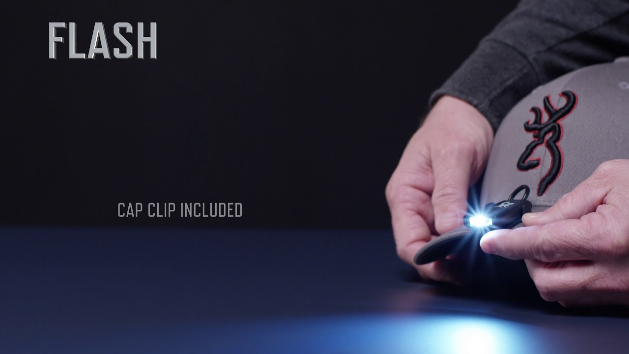 Flash Rechargeable USB Keychain Light