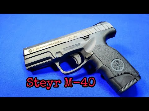 Steyr M-40: Is it worthy?